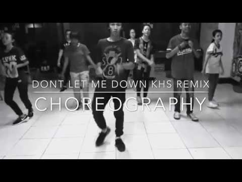 Down Let Me Down Dance Cover Choreography by Adam Maulud