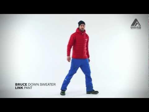 Мужская куртка BRUCE и штаны LINK от 8848 Altitude