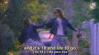 Video Skid Row - 18 And Life- Subtitulado Español & Inglés download MP3, 3GP, MP4, WEBM, AVI, FLV Oktober 2018