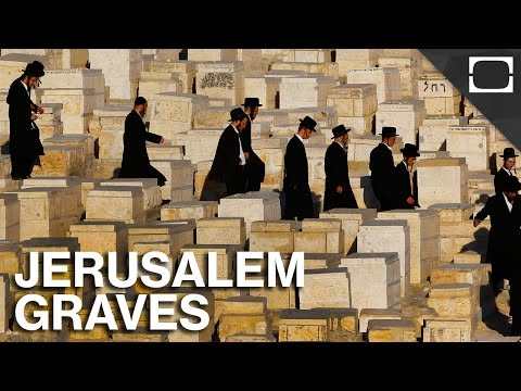 Jerusalem's Underground City Of The Dead