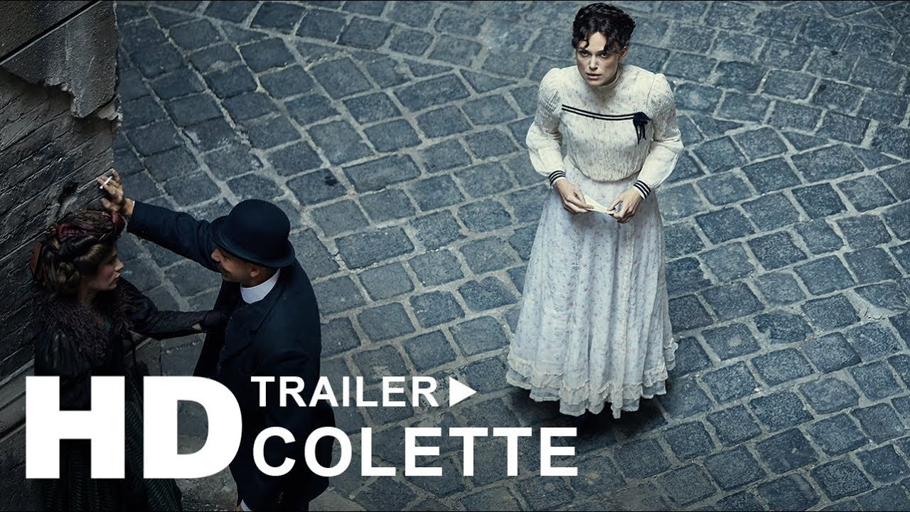 COLETTE - DVD, blu-ray og digitalt den 18/3-2019
