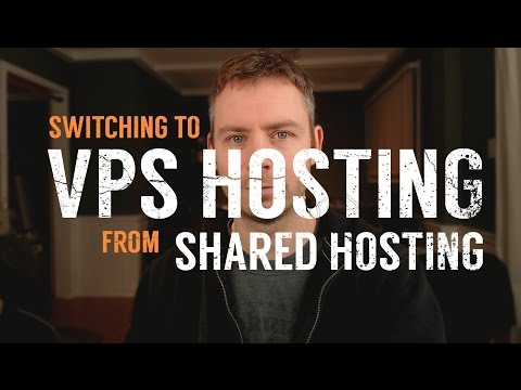 Switching to a VPS from Shared Hosting and install LetsEncrypt SSL