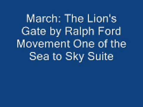 March: The Lion's Gate by Ralph Ford