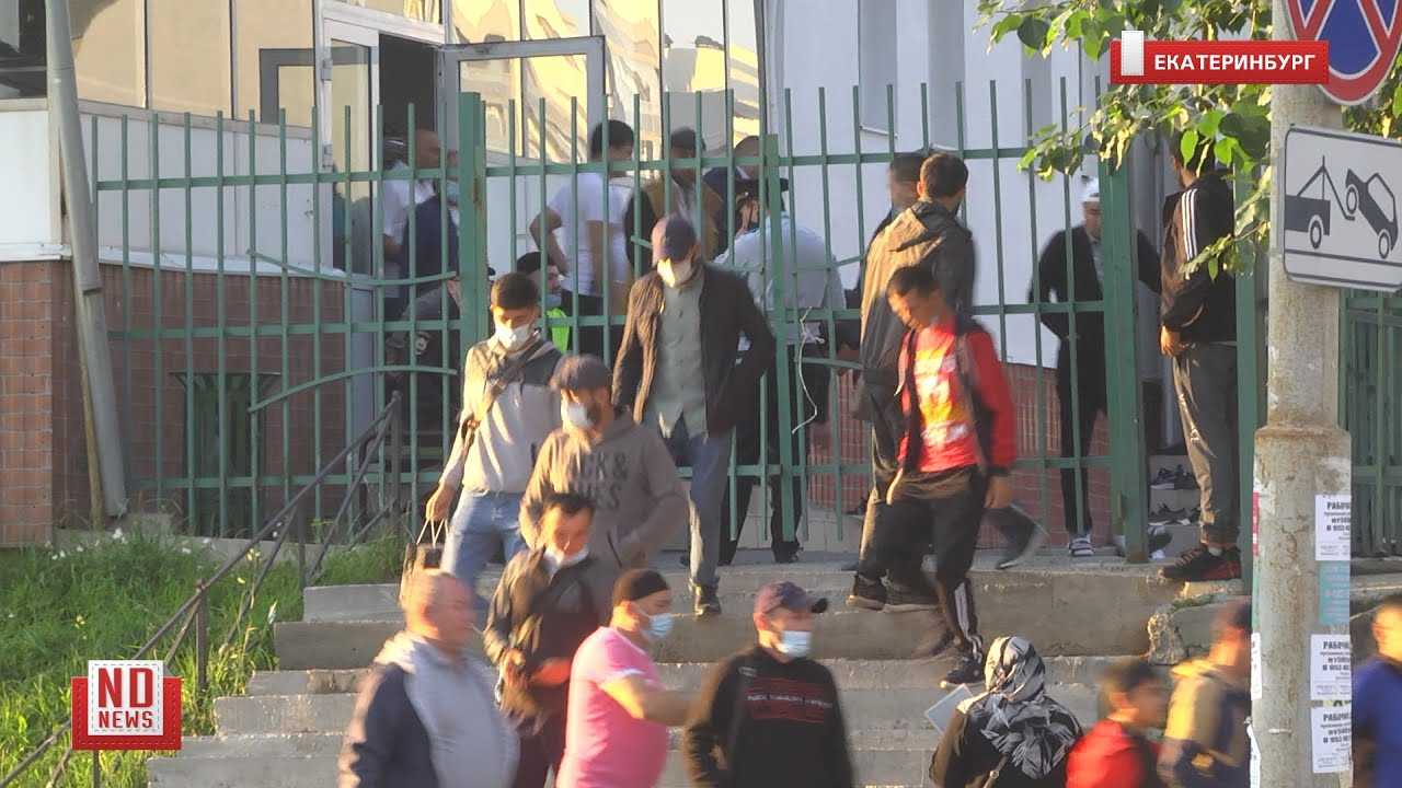 Мусульмане потянулись в мечети. Праздник Курбан-байрам