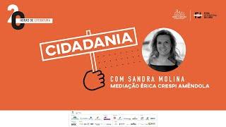 """20 HORAS DE LITERATURA """"Cidadania"""""""