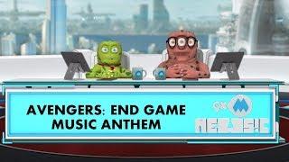 Avengers End Game   Marvel Anthem   A.R.Rahman   9XM Newsic   Bade   Chote