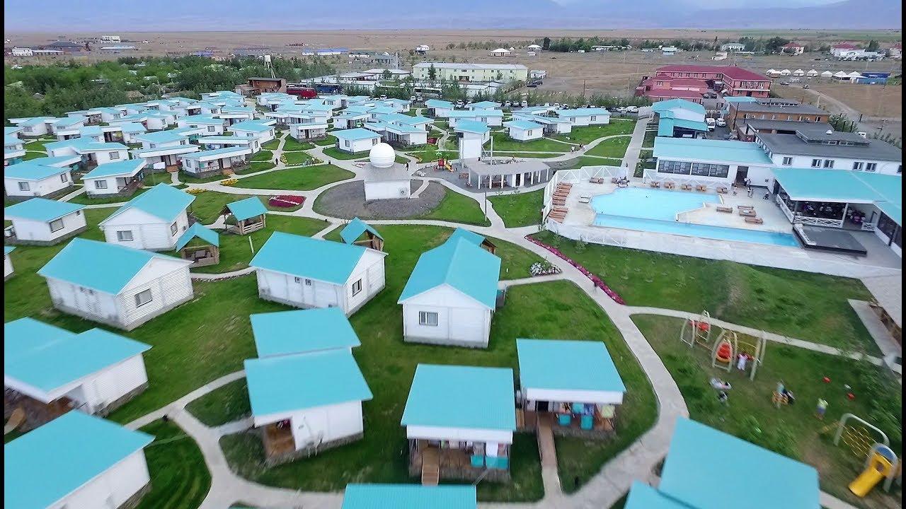 Зона отдыха Aquamarine Resort