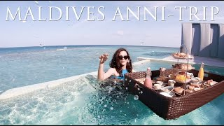 "WE""RE IN PARADISE! - Noku Maldives VLOG - Anni-Getaway"