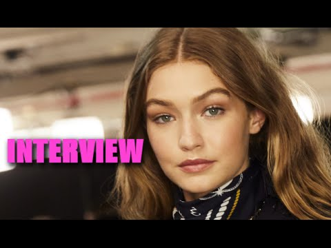 Gigi Hadid On Sharing Fashion Secrets With Bella Hadid - Int
