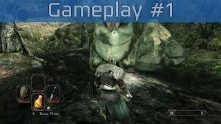 Dark Souls II: Scholar of the First Sin - Gameplay #1 [HD 1080P]