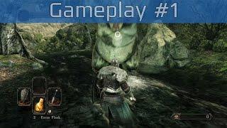 Dark Souls II: Scholar of the First Sin - Gameplay #1 [HD 1080P]