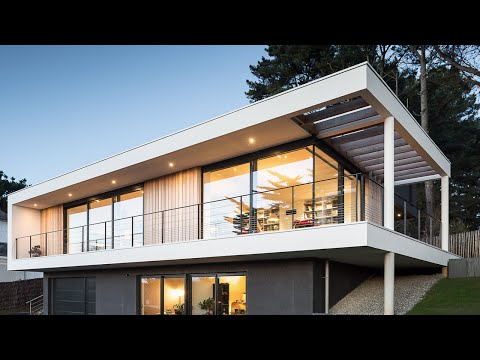 Charmant 8 Modern Homes In France (French Architecture + Interior Design)   YouTube