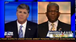 Allen West joins Sean Hannity to discuss Israel and Hamas July 14, 2014