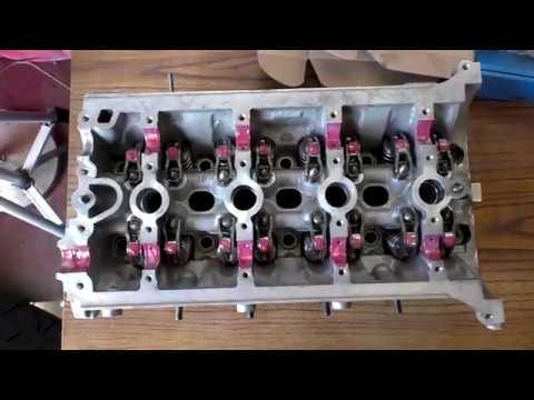 Ремонт головки блока 2.0TSI / EA888 2.0TSI Cylinder Head Rebuild