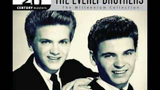 Evergreen: The Everly Brothers - Bye Bye Love. Year: 1957 Highest p...