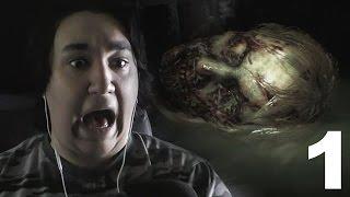 MRZIM JUMPSCAREOVE !!! Resident Evil 7 - Biohazard - Part. 1
