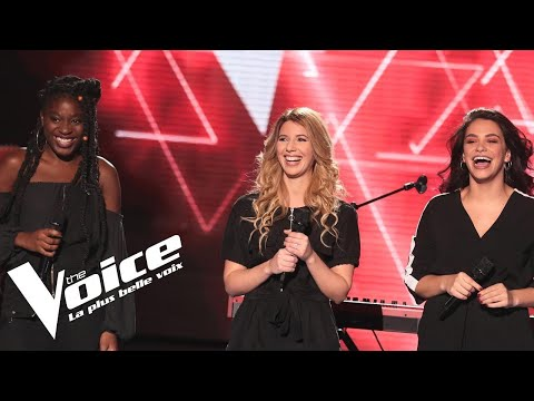 Diam's  (La boulette) - JAT | The Voice France 2018 | Blind Audition