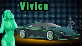 Gangstar Vegas: My New Sexy Car VIVIEN