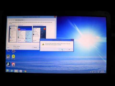 Windows 8 - How To Get Classic Desktop Back