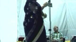 Nusrat Mehdi -at Bhopal Mushaira