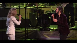 Josh Groban - 99 Years (Duet with Jennifer Nettles) [Live from Madison Square Garden]