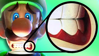 The Problem with Luigi's Mouth