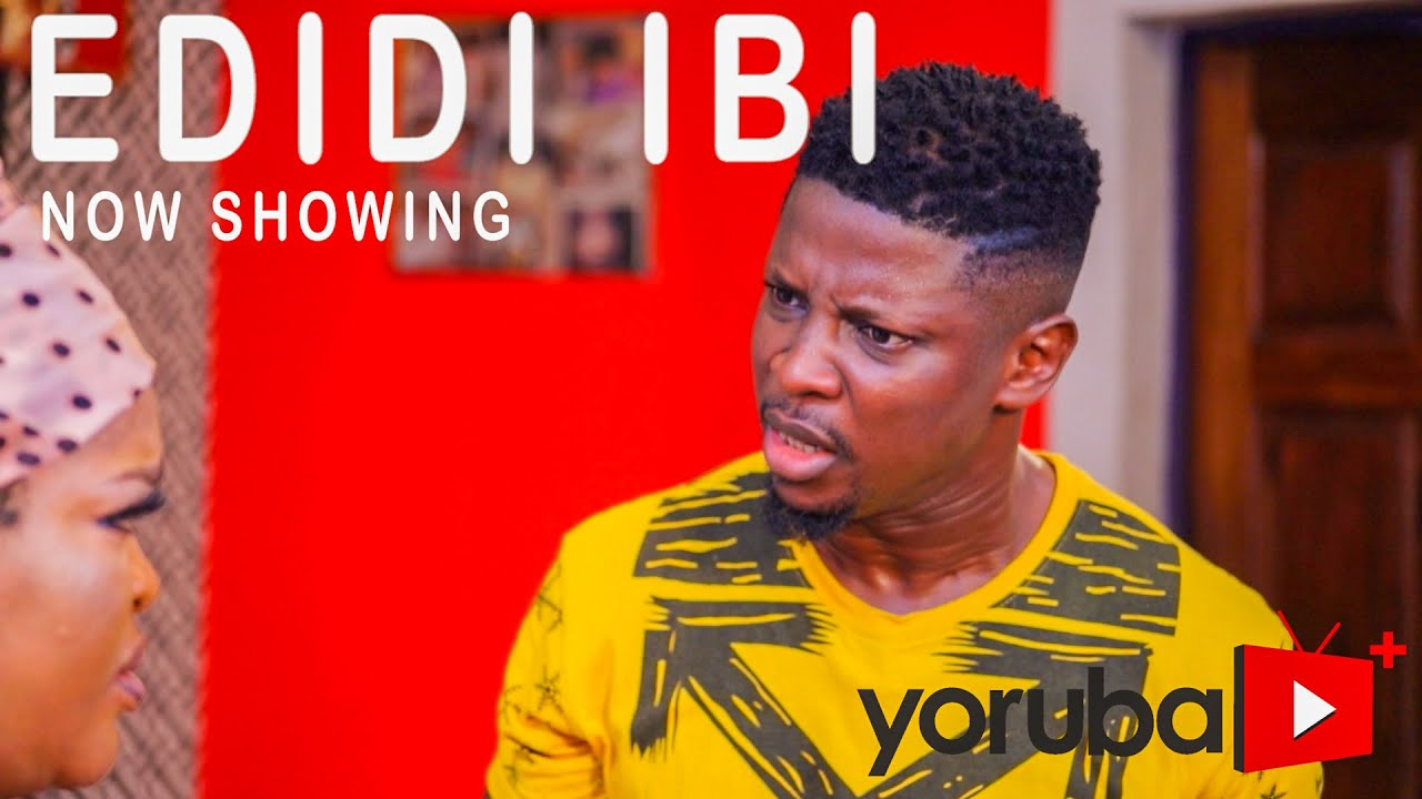Download Edidi Ibi Latest Yoruba Movie 2021 Drama Starring Allwell Ademola   Rotimi Salami   Deyemi Okanlawon