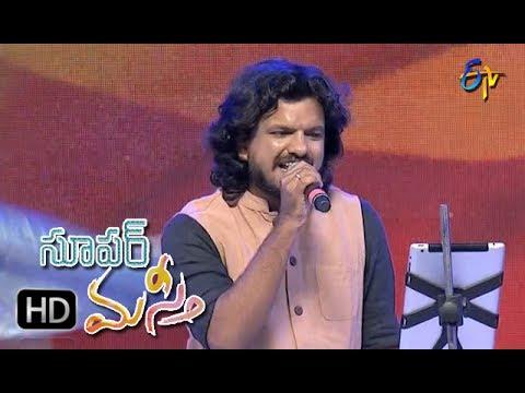 Cheli Cheli Cheliya Song   Sooraj Santhosh Performance   Super Masti   Khammam   25th June 2017