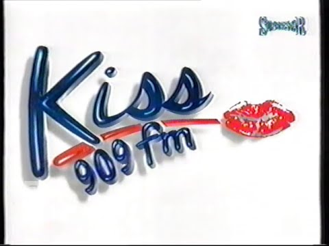Kiss Fm 909 & MTV party 1994 (Athens, Greece)