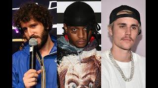 Justin Bieber - Running Over (feat. Lil Dicky & Ski Mask The Slump God)