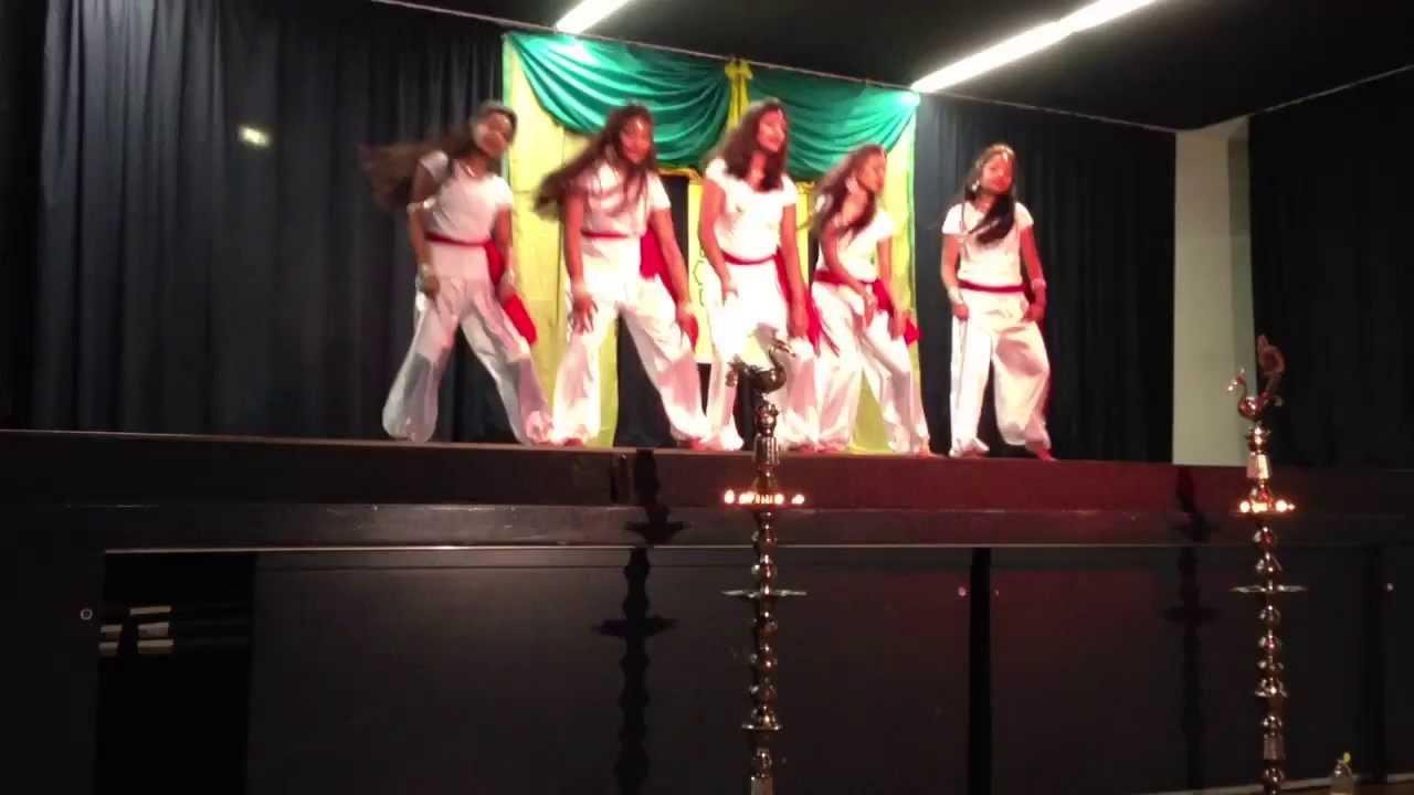 Bremen Women's Day 2013 Tamil Dance