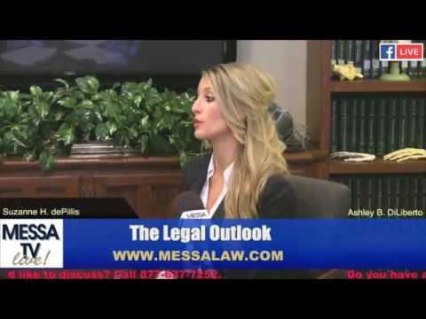 MessaTV Live! The Legal Outlook - Nursing Home Abuse