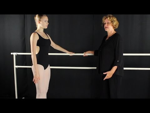 Maine State Ballet: Proper Plié Technique
