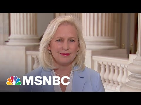 Sen. Gillibrand: 'Our Bill Is The Most Robust Reform For MilitaryJustice'