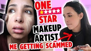 Download I WENT TO THE WORST REVIEWED MAKEUP ARTIST ON YELP IN MY CITY - I WAS SCAMMED!! | Mar Mp3 and Videos