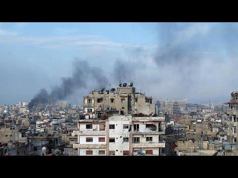 Download Újra robbannak a bombák Szíriában