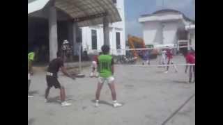 Sepak Takraw Talakudong Festival 2013-Rj vs Ali