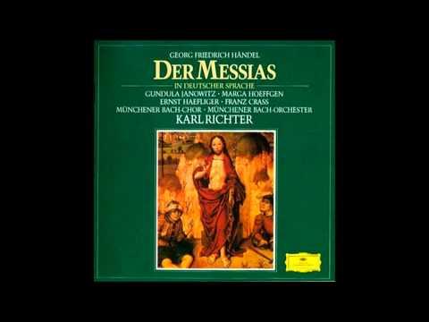 G.F. Handel MESSIAH, Karl Richter