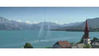 Mein Urlaub am Attersee - See und Berge erleben