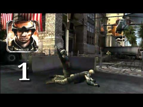 Прохождение Modern Combat 3 Fallen Nation | часть 1 операция блокбастер