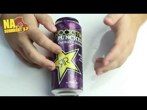 Na, schmeckt`s? - Rockstar Punched - Energy + Guava - ( Deutsch / German | HD )