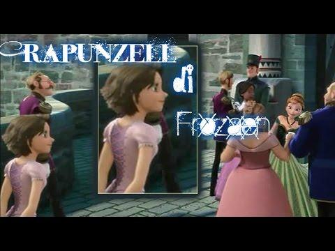 "Ada Rafunzell Di Lagu Frozen ""untuk Pertama Kalinya"""