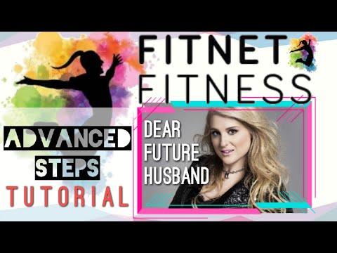 #TUTORIAL - ADVANCED Workout - Dear Furture Husband - Meghan Trainor #TheFabulousFitnessInstructor thumbnail