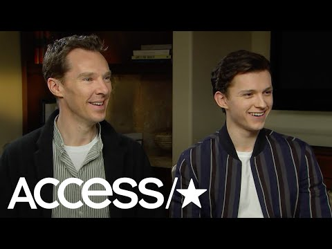 'Avengers: Infinity War': Benedict Cumberbatch & Tom Holland On How The Cast Kept Plot Secrets