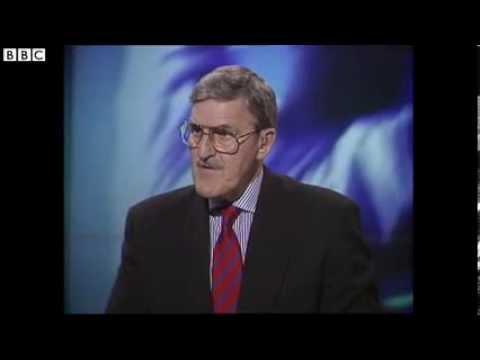 BBC Sport - Archive footage - Sportsnight 1995: Lynam, Hansen & Hill discuss trouble (15/2/95)