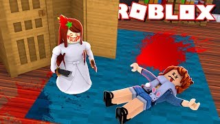 THE CUPER'S DOLL! ROBLOX TERROR STORIES (Play With Me)
