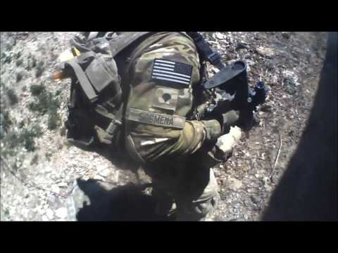 Compilation of 10th Mountain Division Firefights in Afghanis