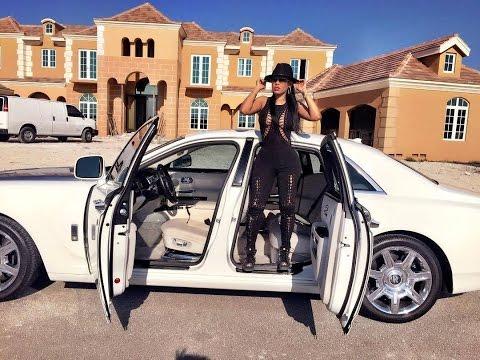 Take a tour of the KAOIR Palace! Keyshia Kaoir & Gucci Mane Home / The Wopsters
