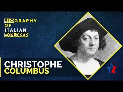 Christopher Columbus Short Biography