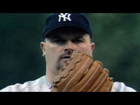 ALCS Gm5: David Wells strikes out 11